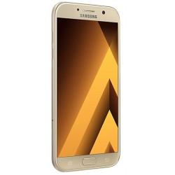 Téléphone Portable Samsung Galaxy A7 2017 / 4G / Gold + Gratuité 70 DT