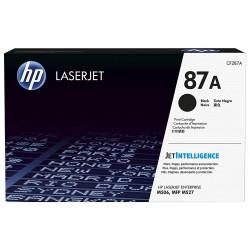 Toner HP 87A LaserJet Originale / Noir