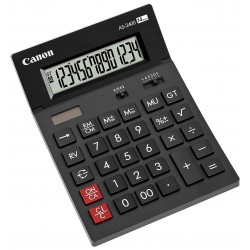 Calculatrice de bureau 14 chiffres Canon AS-2400