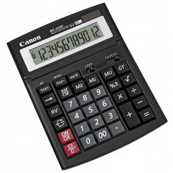 Calculatrice de bureau 12 chiffres Canon WS-1210T