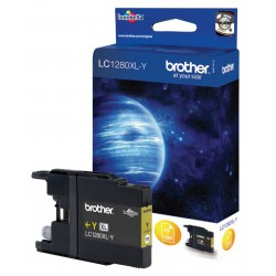 Cartouche Jet d'encre Originale Brother LC1280XLY / Jaune