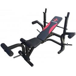Banc de Musculation Multifonction Zimota BMFM03