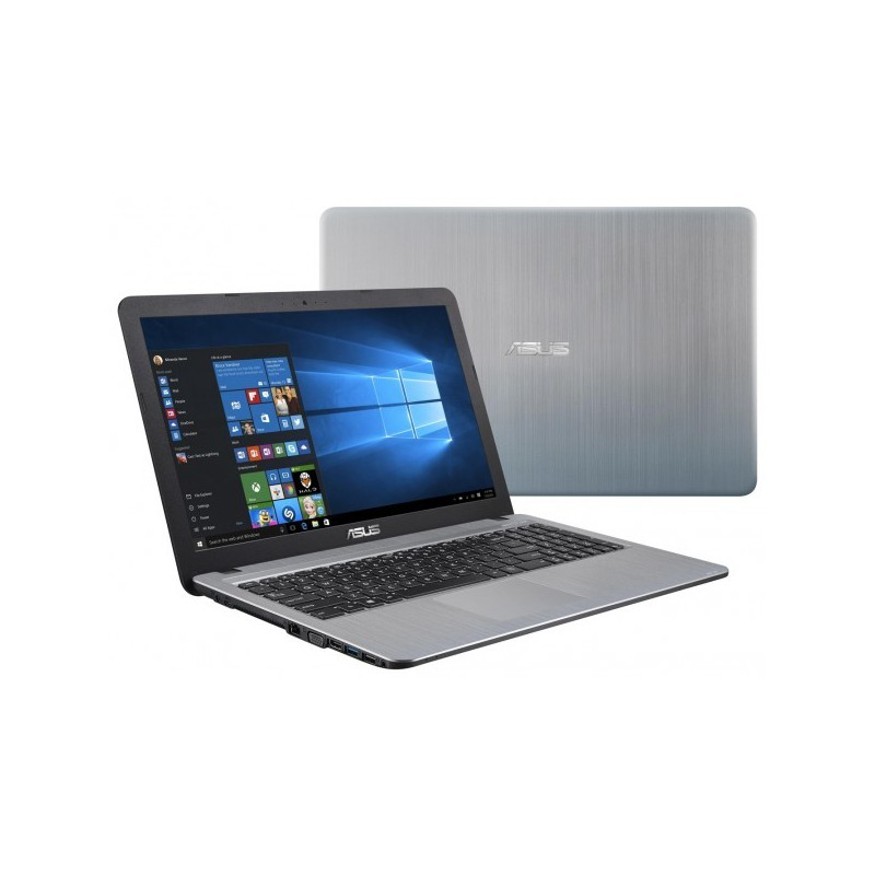 pc portable asus vivobook max x541sa quad core 4 go. Black Bedroom Furniture Sets. Home Design Ideas
