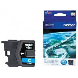 Cartouche Jet d'encre Originale Brother LC985C / Cyan