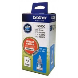 Bouteille d'encre Brother BT-5000C / Cyan