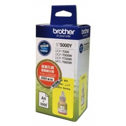 Bouteille d'encre Brother BT-5000Y / Jaune