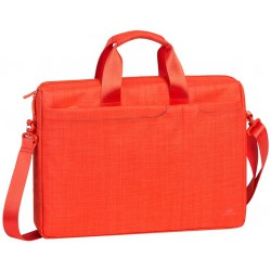 "Sacoche pour PC Portable Rivacase 15.6"" Orange"