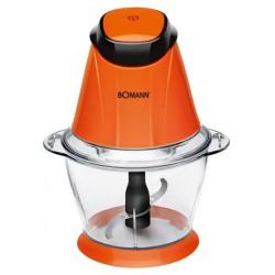 Hachoir et broyeur à glace Bomann MZ 449 / Orange