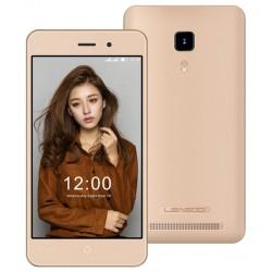 Téléphone Portable Leagoo Z1C / 3G / Double SIM / Gold + SIM Offerte