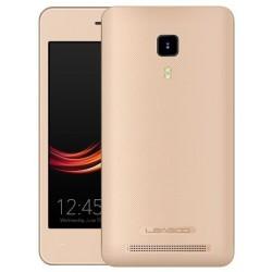 Téléphone Portable Leagoo Z3C / 3G / Double SIM / Gold + SIM Offerte
