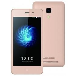 Téléphone Portable Leagoo Z3C / 3G / Double SIM / Rose Gold + SIM Offerte