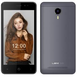 Téléphone Portable Leagoo Z5 LTE / 4G / Double SIM / Gris + SIM Offerte