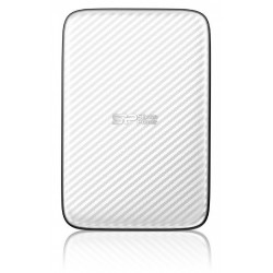 Disque Dur Externe Silicon Power Diamond D20 / USB 3.0 / 500 Go / Argent