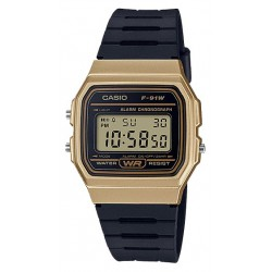 Montre Homme Casio F-91WM-9A