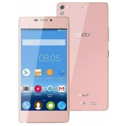 Téléphone Portable Condor Allure A9 / 3G / Double SIM / Rose+ SIM Offerte
