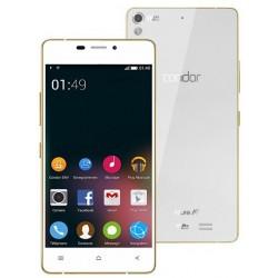 Téléphone Portable Condor Allure A9 / 3G / Double SIM / Blanc+ SIM Offerte