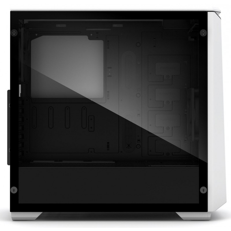 boitier gamer phanteks eclipse p400 tg blanc. Black Bedroom Furniture Sets. Home Design Ideas