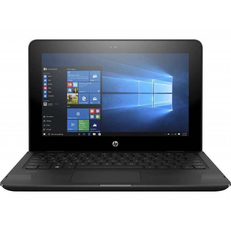hp x360 tunisie tactile dual core 4 go. Black Bedroom Furniture Sets. Home Design Ideas