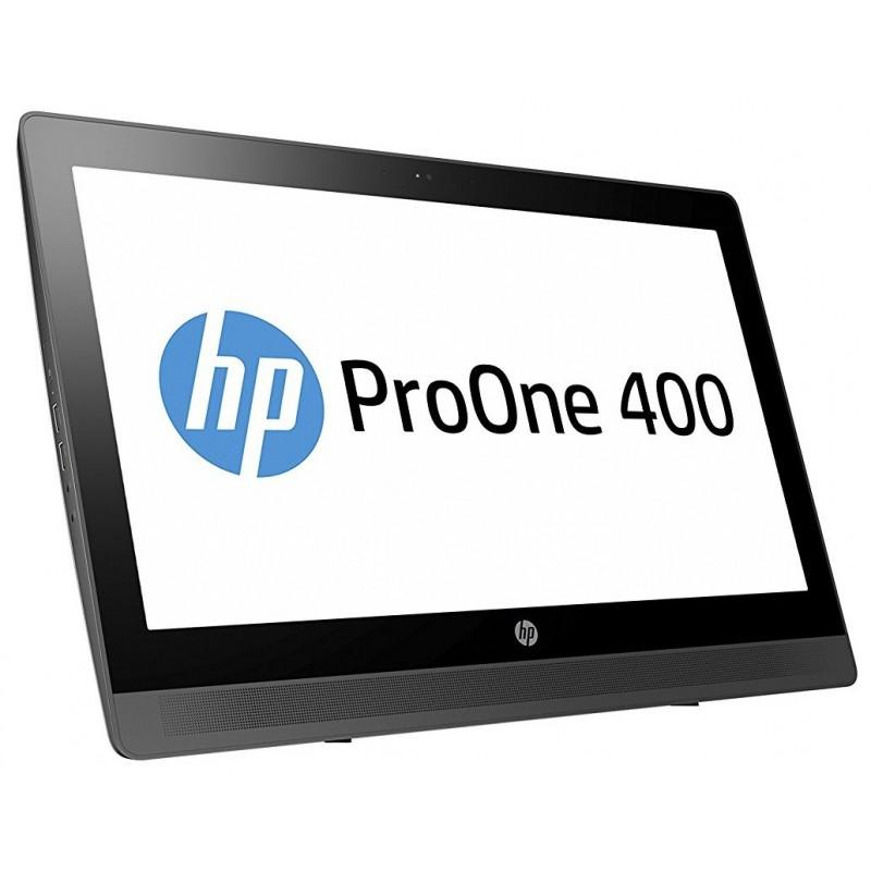 Pc de bureau hp tout en un proone 400 g2 i3 6 g n 4go - Ordinateur de bureau tout en un hp ...