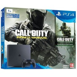 Console de jeu PlayStation 4 1To /  Call of Dutty + Jeux FIFA17 +1 x  Manette