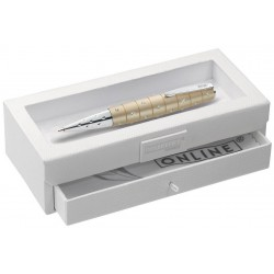 Stylo-Bille Online Cristal Champagne