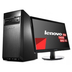 Pc de bureau Lenovo IdeaCentre 300-20ISH / Dual Core / 4 Go