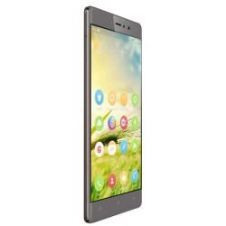 Téléphone Portable Condor Allure A8 / 4G / Double SIM / Gris + SIM Offerte