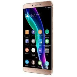 Téléphone Portable Condor Allure A55 Slim / 4G / Blanc + Film de protection + SIM Offerte