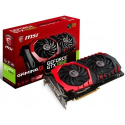 Carte graphique MSI GeForce GTX 1060 Gaming X / 3 Go DDR5