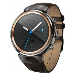 Montre connecté ASUS ZenWatch 3 / Marron