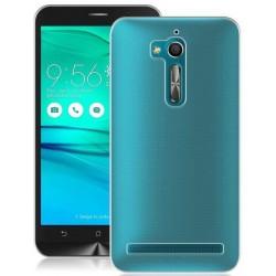 Etui en Silicone Puro pour Asus Zenfone 3 Laser / Transparent