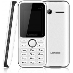 Téléphone Portable Leagoo C5 / Double SIM / Noir + SIM Offerte