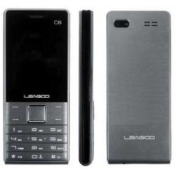 Téléphone Portable Leagoo C5 / Double SIM / Blanc + SIM Offerte