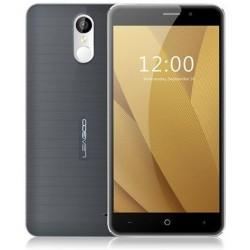 Téléphone Portable Leagoo M5 Plus / 4G / Double SIM / Blanc + SIM Offerte