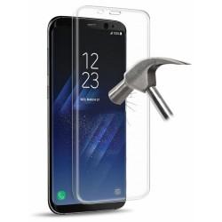 Protection Écran Verre Trempé pour Samsung Galaxy S8 Plus