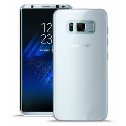 Etui Puro Nude 03 pour Samsung Galaxy S8 / Transparent
