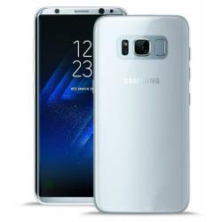 Etui Puro Nude 03 pour Samsung Galaxy S8 Plus / Transparent