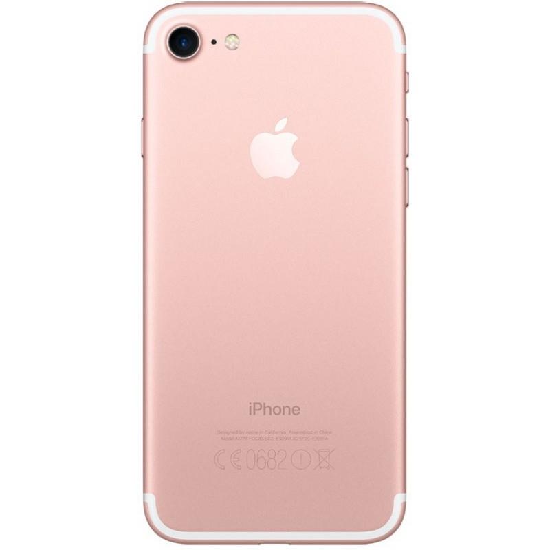 t l phone portable apple iphone 7 128 go rose gold. Black Bedroom Furniture Sets. Home Design Ideas