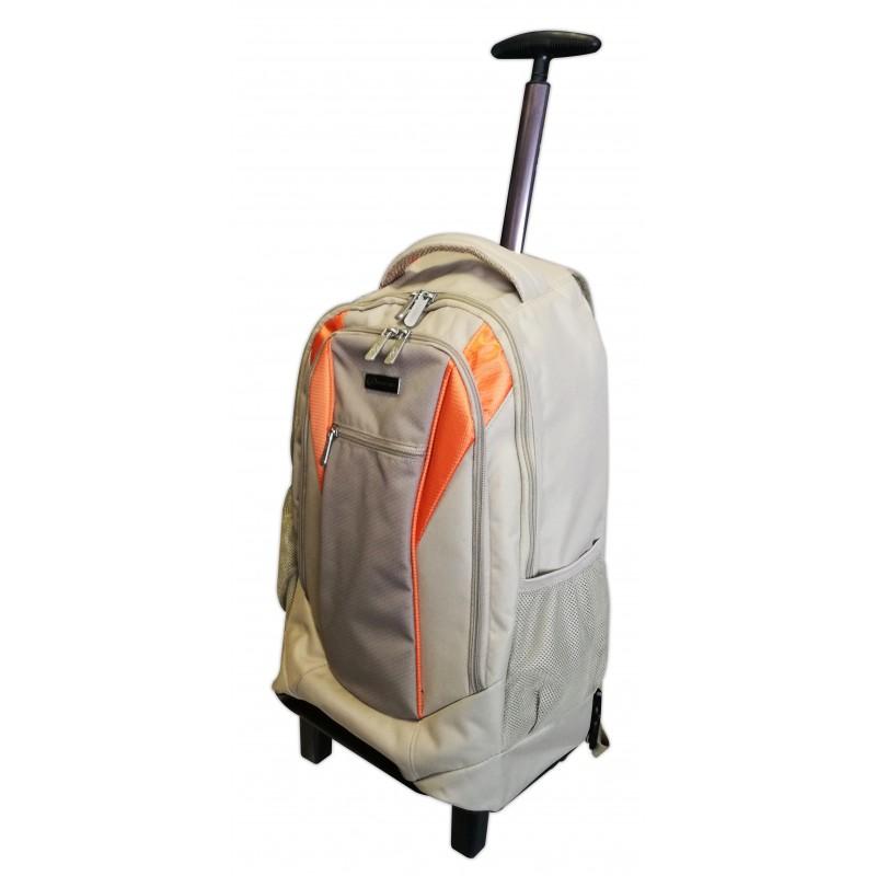 sac dos avec roulette lst6022. Black Bedroom Furniture Sets. Home Design Ideas