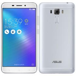 Téléphone Portable Asus ZenFone 3 Laser / 4G / Double SIM / Silver + SIM Offerte