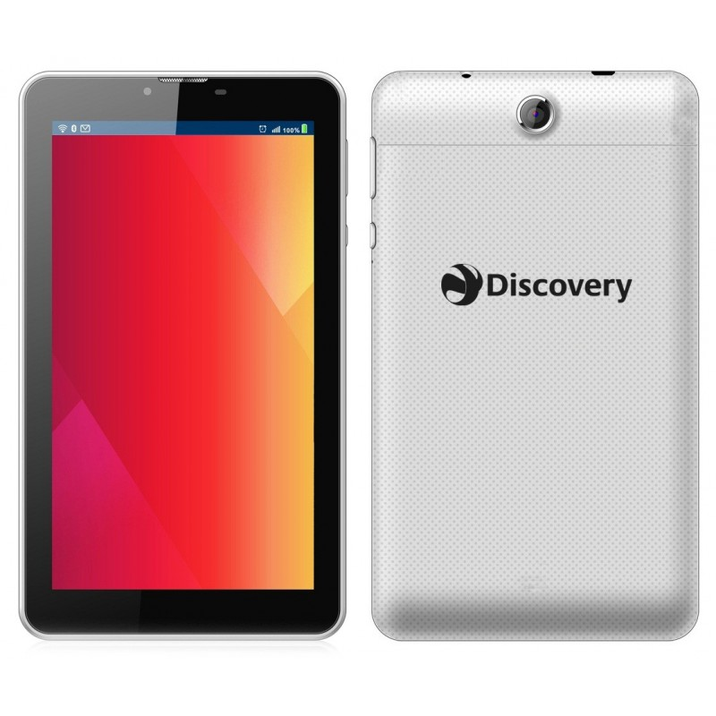 Tablette discovery xpower 7 4g silver for Cuisine 3d tablette