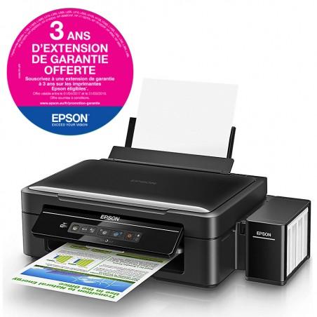 Imprimante Multifonction couleur 3en1 à réservoir intégré Epson L365 / Garantie 3 ans