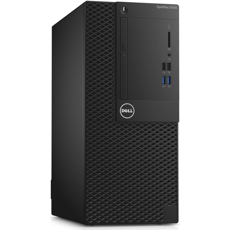 pc de bureau dell optiplex 3050mt i5 7 g n 4 go. Black Bedroom Furniture Sets. Home Design Ideas