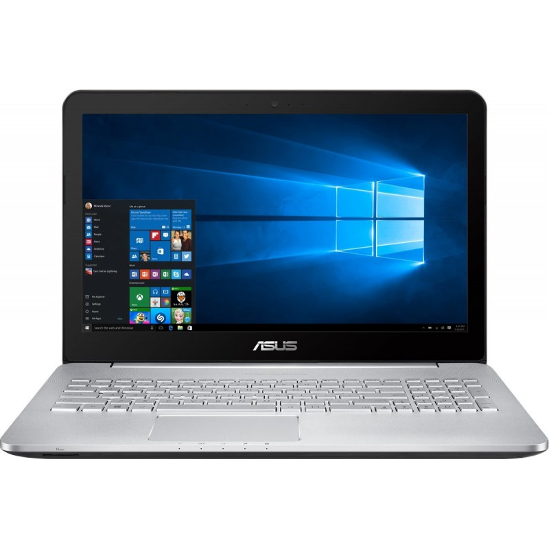 pc portable asus vivobook pro n552vx i7 6 g n 8 go. Black Bedroom Furniture Sets. Home Design Ideas