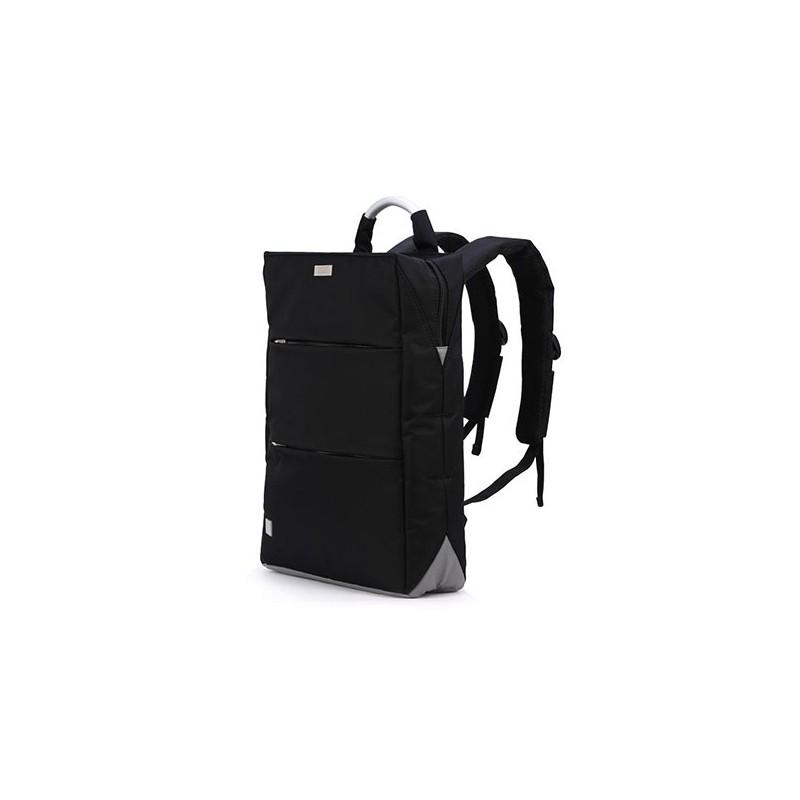 sac dos remax double 525 pour pc portable noir. Black Bedroom Furniture Sets. Home Design Ideas