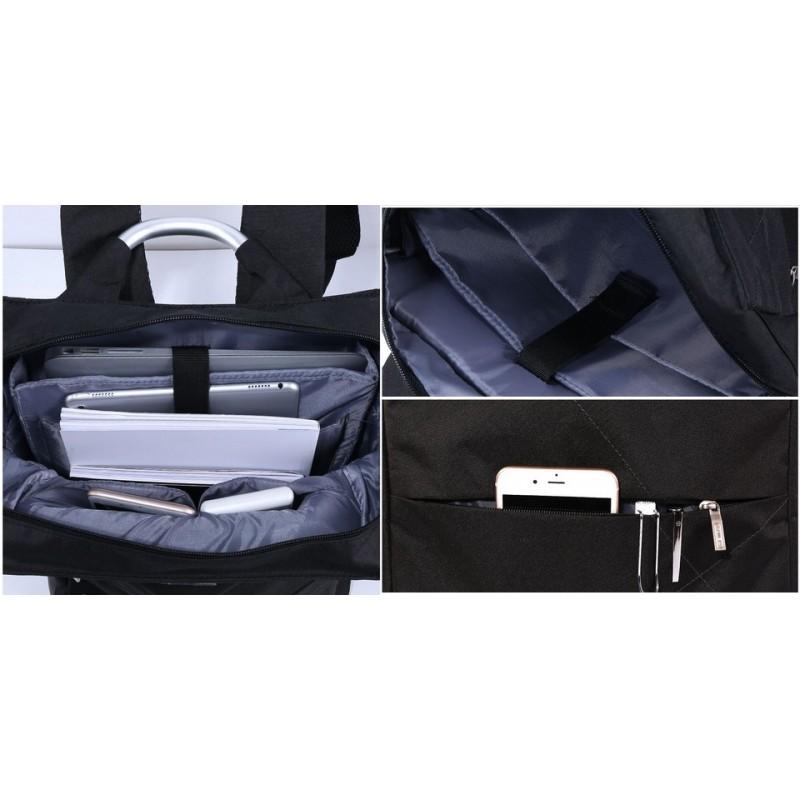 sac dos remax double 525 pour pc portable rouge. Black Bedroom Furniture Sets. Home Design Ideas