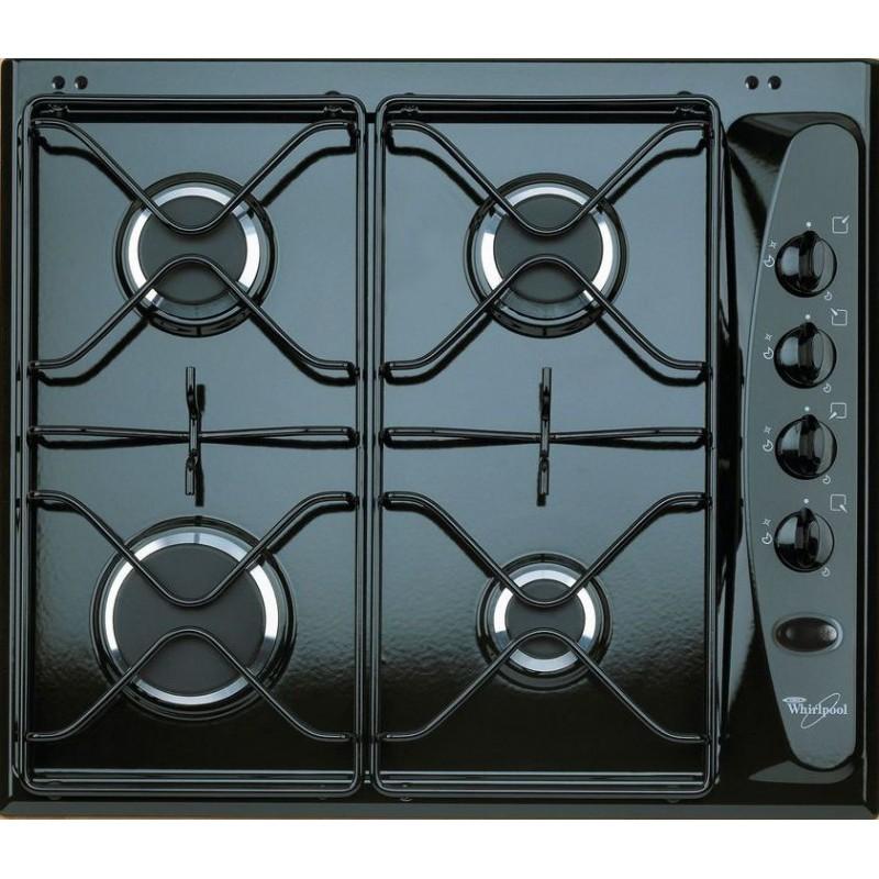 plaque de cuisson encastrable whirlpool akm 250 noir. Black Bedroom Furniture Sets. Home Design Ideas