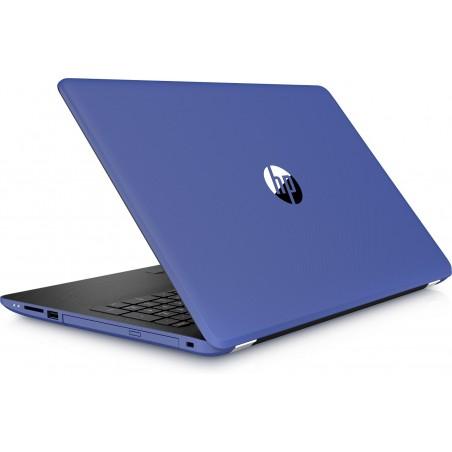 Pc portable HP 15-bs012nk / i3 6è Gén / 4 Go / Bleu + SIM Orange Offerte (50 Go)