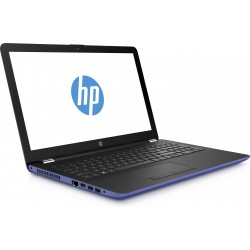Pc portable HP 15-bs012nk / i3 6è Gén / 4 Go / Bleu