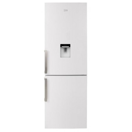 r frig rateur combin beko no frost 365l blanc avec fontaine. Black Bedroom Furniture Sets. Home Design Ideas